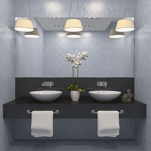 kúpeľňové osvetlenia